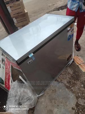 New LG 350-litre Deep Freezer Auto Super Cooling 2 Years   Kitchen Appliances for sale in Lagos State, Ojo