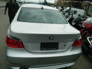 BMW 523i 2008 Silver   Cars for sale in Lagos State, Surulere