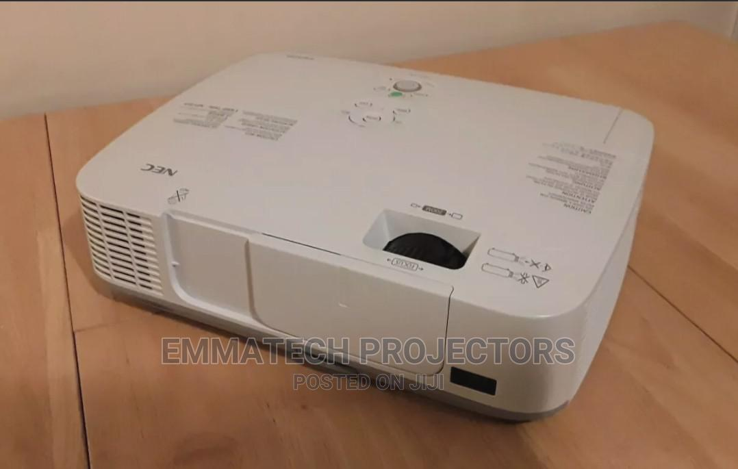 3 Lcd Nec Projector for Sales Lagos | TV & DVD Equipment for sale in Ikeja, Lagos State, Nigeria