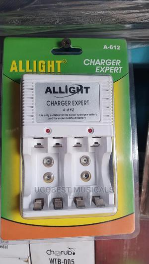 Ultra Fast Battery Charger For AA, 9V & AAA Battery Etc.   Electrical Equipment for sale in Lagos State, Mushin