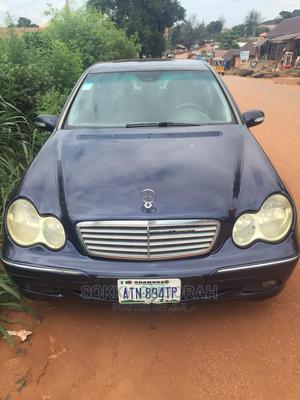Mercedes-Benz C230 2004 Blue   Cars for sale in Enugu State, Enugu
