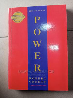 48 Laws of Power by Robert Green   Books & Games for sale in Lagos State, Ikeja