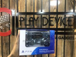 Ps 4- Dual Shock 4 Wireless Controller Pad- Grey Camo | Video Game Consoles for sale in Lagos State, Ikeja
