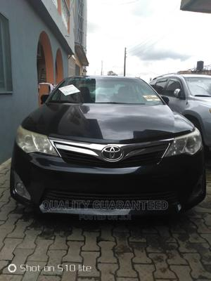 Toyota Camry 2014 Black   Cars for sale in Lagos State, Gbagada