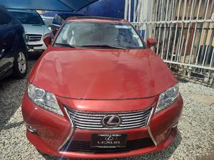 Lexus ES 2014 350 FWD Red   Cars for sale in Lagos State, Isolo