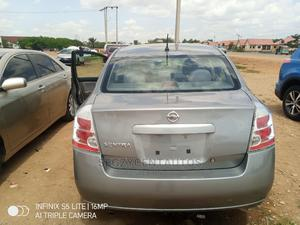 Nissan Sentra 2008 2.0 Gray   Cars for sale in Abuja (FCT) State, Lokogoma