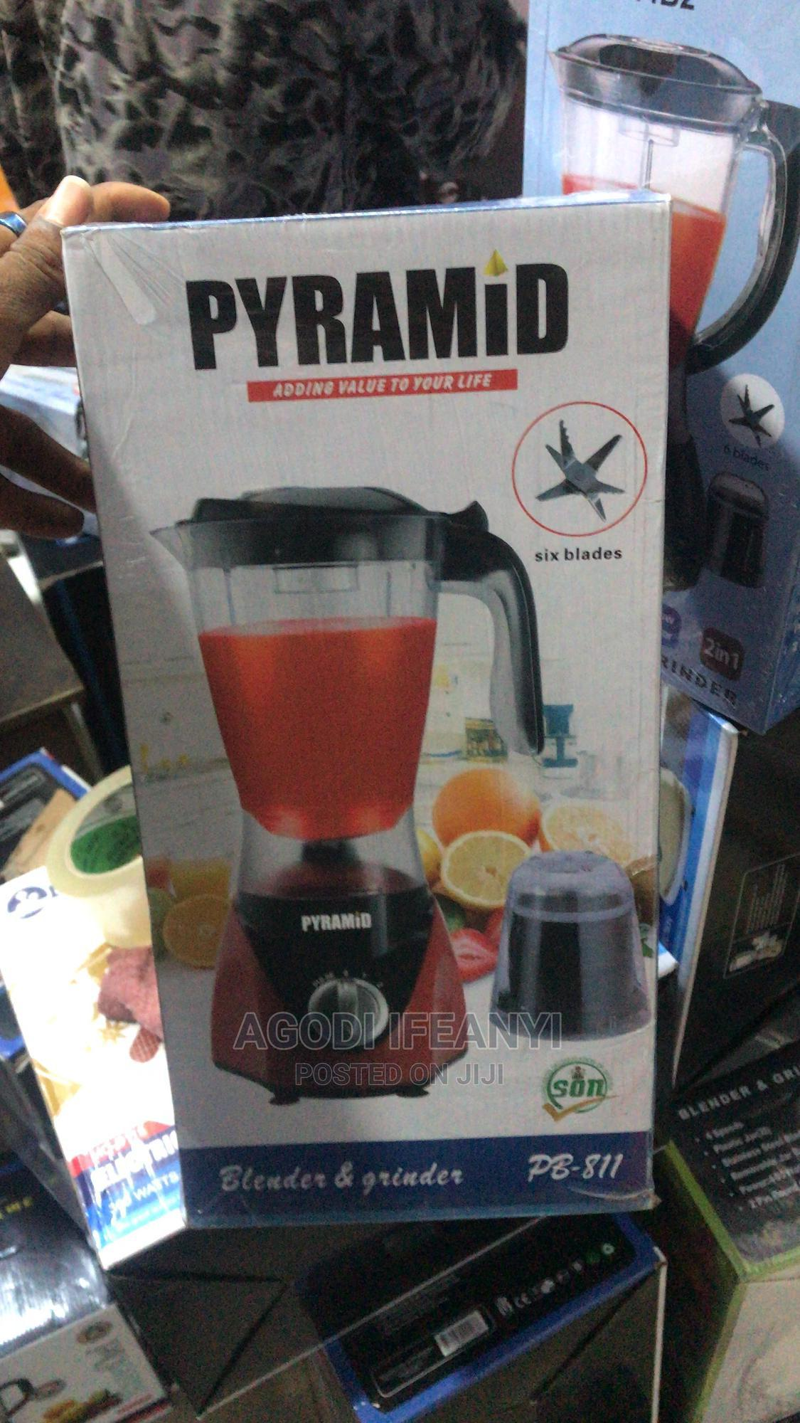 Archive: Pyramid Blender Which Is Good