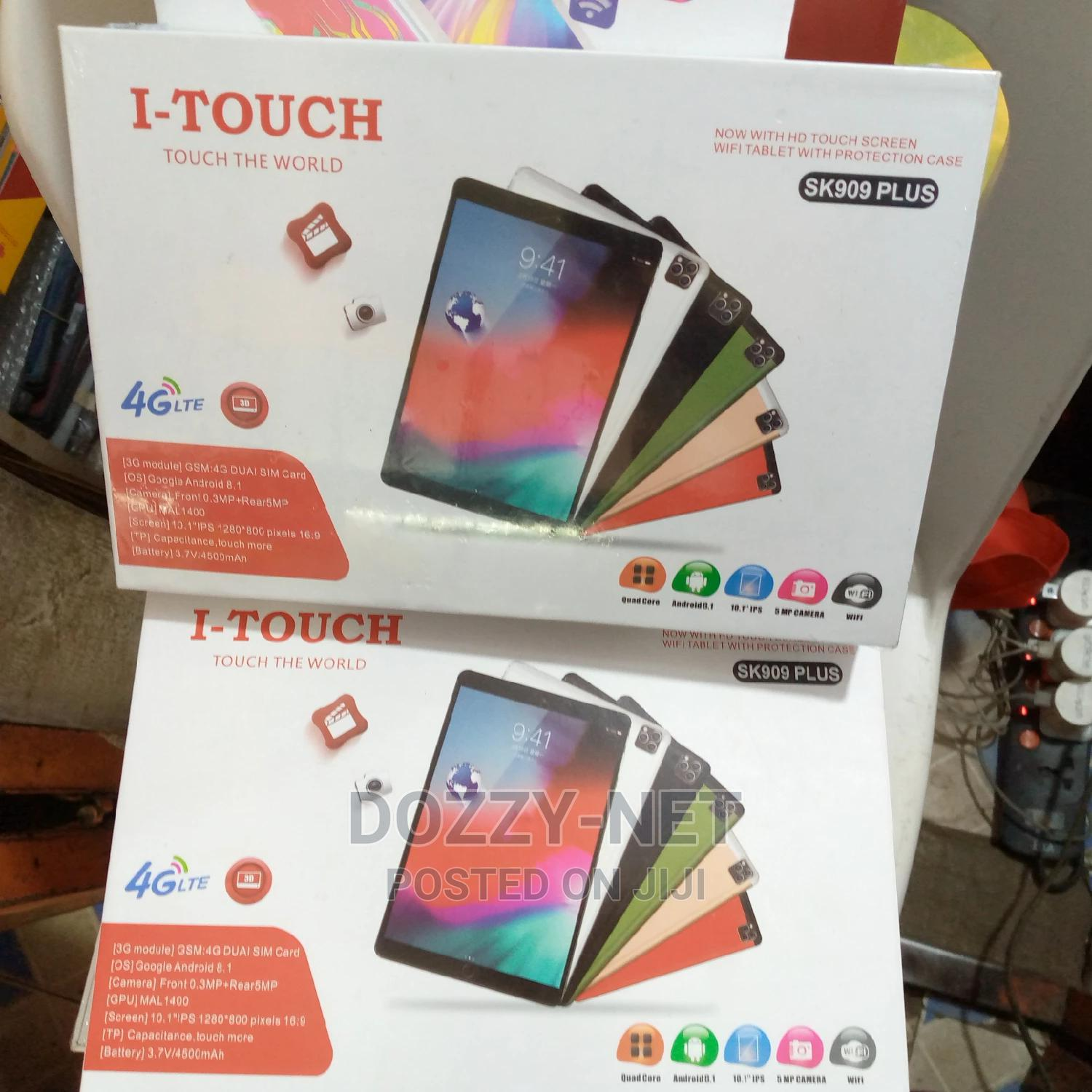New iTouch SK909 64 GB