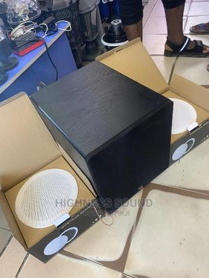 Set of Subwoofer X Ceiling Speaker | Audio & Music Equipment for sale in Lagos State, Ojo