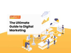Digital Marketing Guide Plus Over 30 Free Tools | Books & Games for sale in Lagos State, Lekki