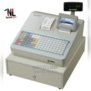 Sharp Cash Register Sharp XE-A217B   Store Equipment for sale in Lagos State, Ikeja