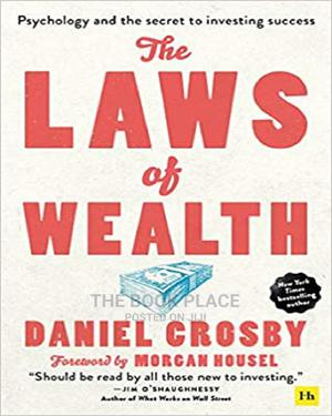 The Laws of Wealth by Daniel Crosby   Books & Games for sale in Lagos State, Oshodi