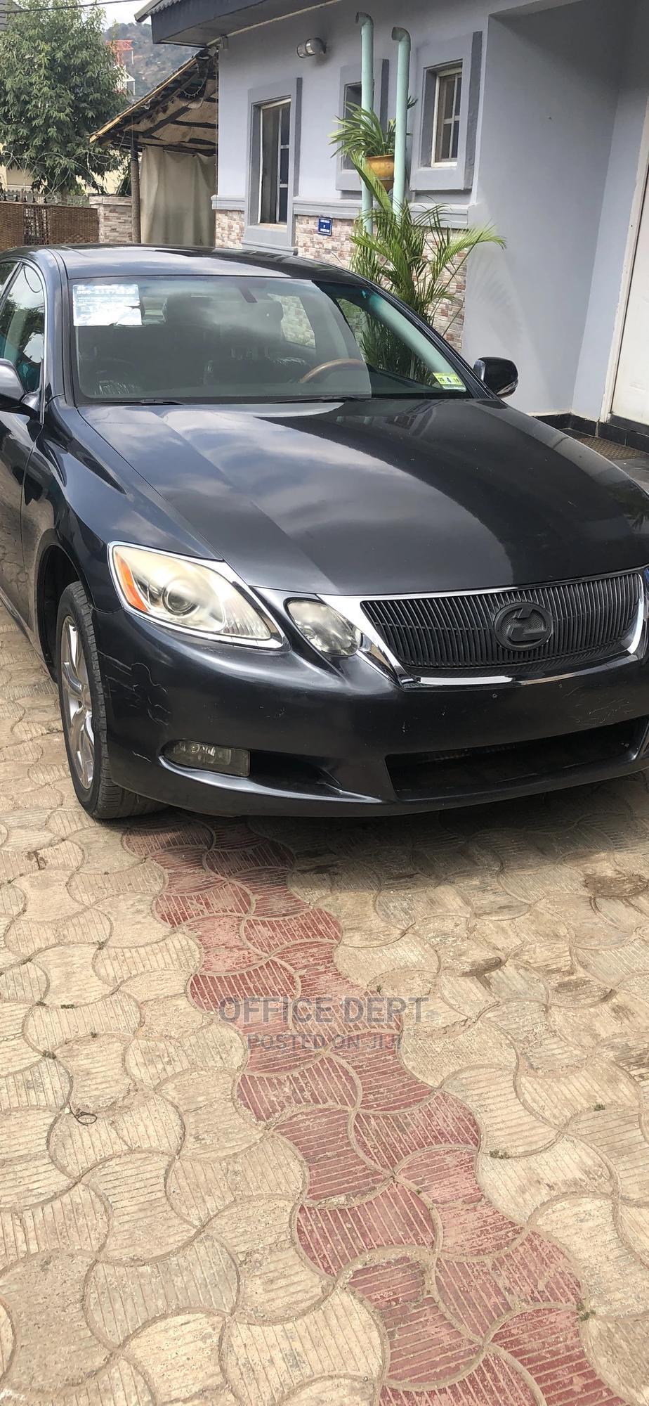 Archive: Lexus GS 2011 350 Black