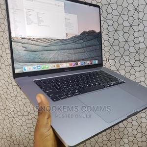 Laptop Apple MacBook Pro 2019 16GB Intel Core I7 SSD 512GB | Laptops & Computers for sale in Lagos State, Ikeja