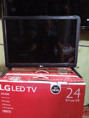 24 Inches LG Led Slim Frames | TV & DVD Equipment for sale in Rivers State, Obio-Akpor