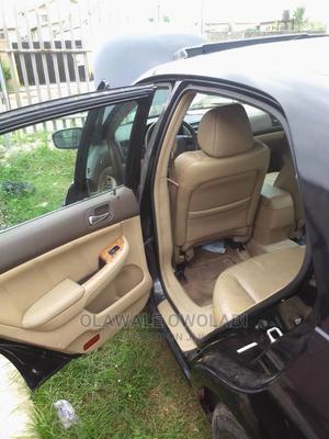 Honda Accord 2004 Black | Cars for sale in Lagos State, Amuwo-Odofin