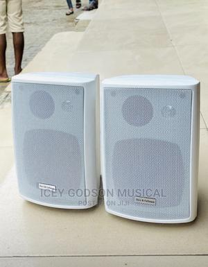 Wall Hanging Speaker / Outdoor Speaker | Audio & Music Equipment for sale in Lagos State, Ikoyi