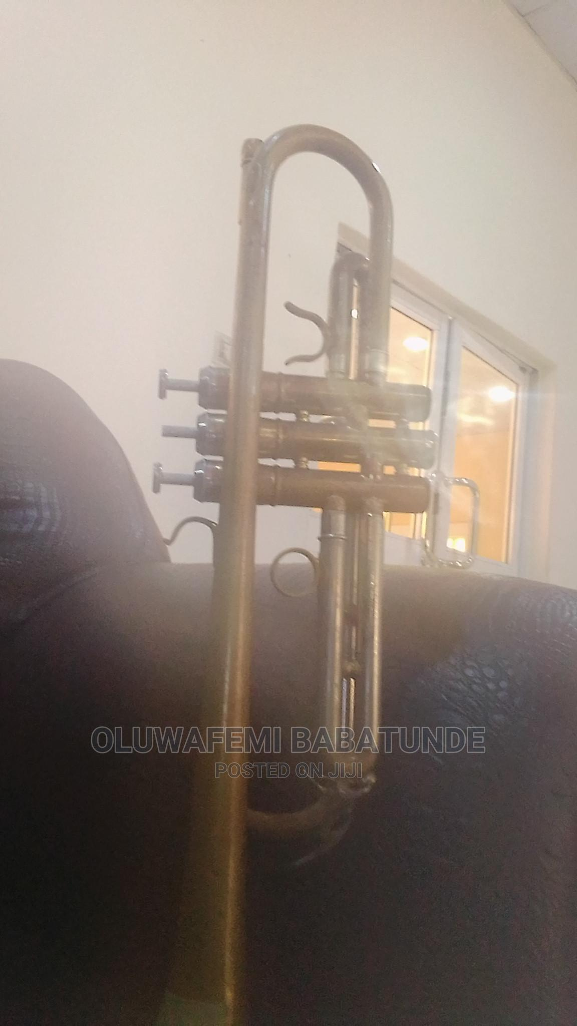 Archive: Used Trumpet In