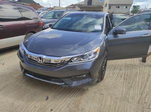 Honda Accord 2017 Gray | Cars for sale in Oyo State, Ibadan