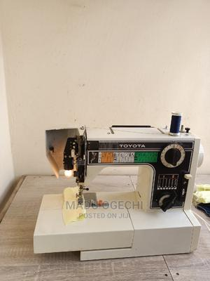 Toyota Electric Straight and Zigzag Sewing Machine | Manufacturing Equipment for sale in Lagos State, Alimosho
