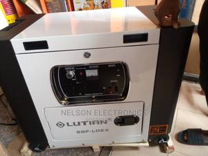 Lutian Soundproof 8kva Generator | Electrical Equipment for sale in Lagos State, Ikeja