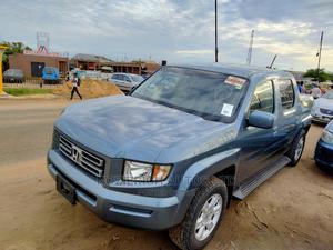 Honda Ridgeline 2007 Blue | Cars for sale in Lagos State, Amuwo-Odofin