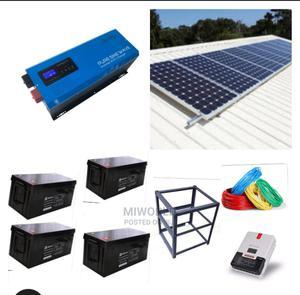 5kva 48V Solar +Inverter System | Solar Energy for sale in Lagos State, Lekki