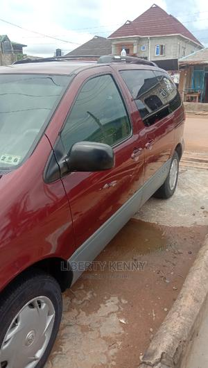 Toyota Sienna 2003 LE Red   Cars for sale in Lagos State, Alimosho