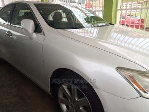 Lexus ES 2008 350 White | Cars for sale in Lagos State, Agege