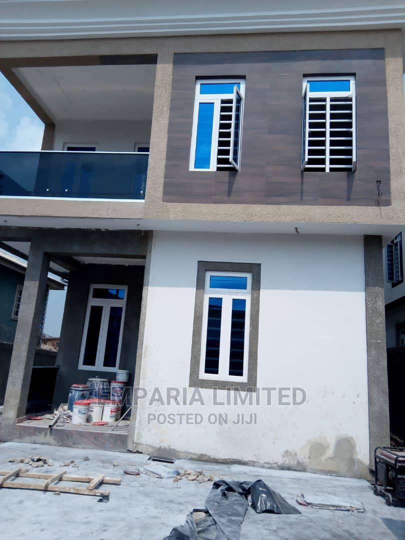 6 Bedrooms Duplex for Sale Omole Phase 1