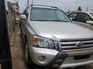 Toyota Highlander 2007 Silver | Cars for sale in Lagos State, Surulere