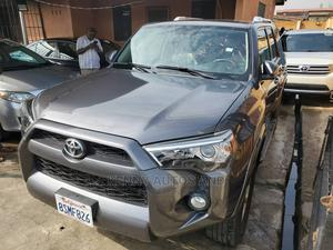 Toyota 4-Runner 2014 Gray   Cars for sale in Lagos State, Surulere