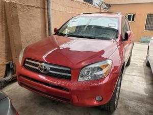 Toyota RAV4 2008 Red | Cars for sale in Lagos State, Surulere