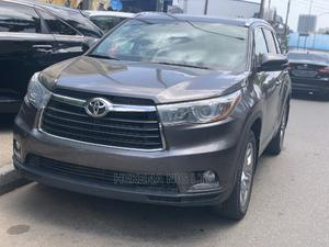 Toyota Highlander 2014 Gray | Cars for sale in Abuja (FCT) State, Garki 2