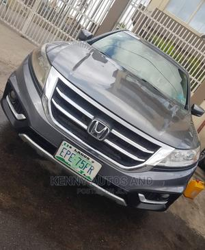 Honda Accord CrossTour 2013 Silver | Cars for sale in Lagos State, Surulere