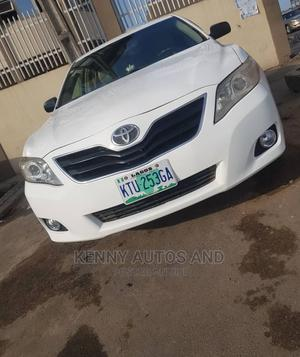 Toyota Camry 2010 White   Cars for sale in Lagos State, Surulere