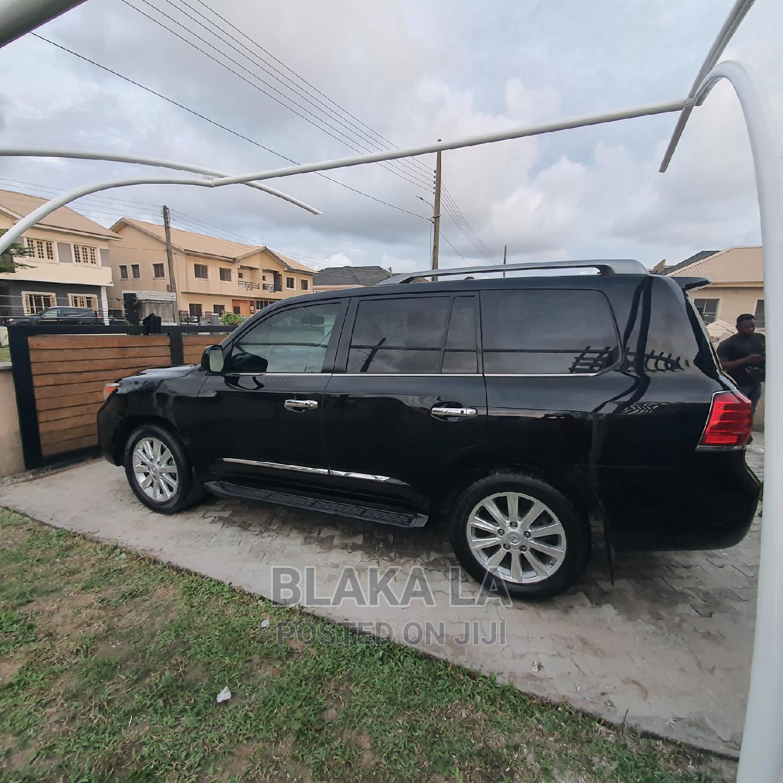 Lexus LX 2010 570 Black   Cars for sale in Lekki, Lagos State, Nigeria