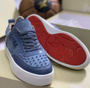 Original Christain Loubotin Red Bottom Sole Sneakers   Shoes for sale in Lagos State, Surulere