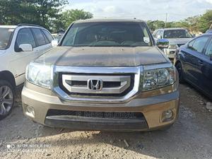 Honda Pilot 2012 Brown   Cars for sale in Abuja (FCT) State, Jabi