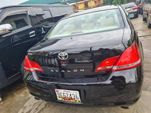 Toyota Avalon 2007 Black | Cars for sale in Lagos State, Ogba
