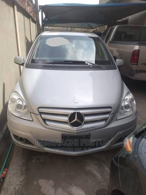 Mercedes-Benz B-Class 2010 Silver | Cars for sale in Lagos State, Oshodi