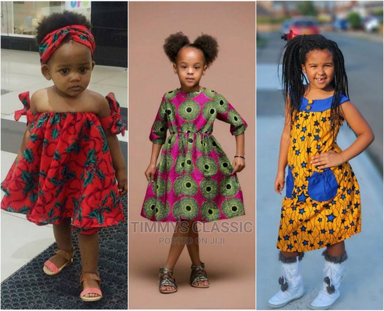 African Design for Kids