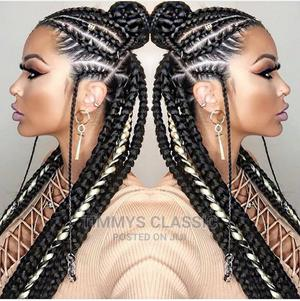 Sophisticated Ghana Braids - Home Services Available   Health & Beauty Services for sale in Lagos State, Lekki