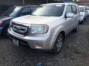 Honda Pilot 2011 Silver | Cars for sale in Lagos State, Ojodu