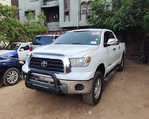 Toyota Tundra 2010 White | Cars for sale in Lagos State, Ikeja