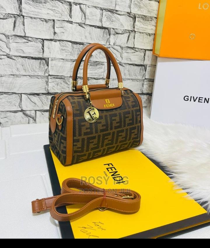 Archive: Fendi Midi Handbags