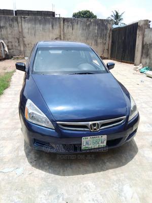Honda Accord 2005 Automatic Blue   Cars for sale in Lagos State, Ikorodu