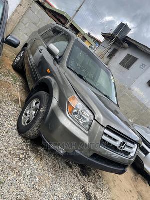Honda Pilot 2007 Gold | Cars for sale in Lagos State, Ikeja
