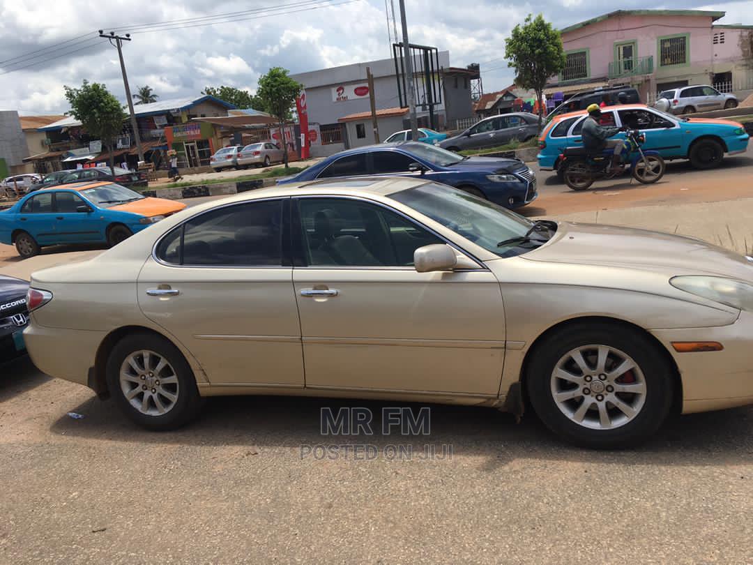 Lexus ES 2003 Gold | Cars for sale in Akure, Ondo State, Nigeria