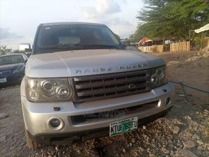 Land Rover Range Rover Sport 2007 Silver | Cars for sale in Abuja (FCT) State, Jabi